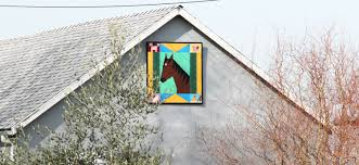 Barn Quilt Art The Barn Quilt Trail In Rio Linda