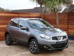nissan grey used gun metal grey metallic nissan qashqai for sale dorset