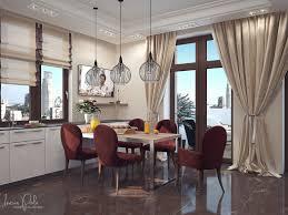 contemporary apartment by irena poliakova homeadore