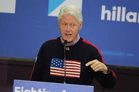 Bill Clinton visiting Cornell College Oct. 13