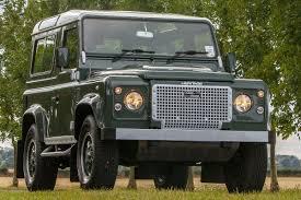 vintage range rover defender defender heritage le