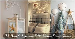 Beach Home Decorating Ideas Beach Inspired Home Decor