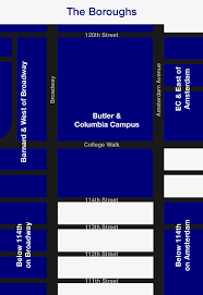Columbia Campus Map Boroughs Maps What Columbia Thinks Of Columbia U2013 Bwog