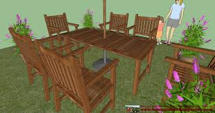 Free Woodworking Plans For Outdoor Table by 31 Brilliant Free Woodworking Plans Uk Egorlin Com