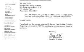 Cover Letter For Post Office Carrier Fmla Cover Letter Resume Cv Cover Letter