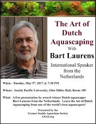 Pacific Aquascape Free Presentation Dutch Aquascaping Bart Laurens Gsas
