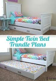 Single Bed Frame With Trundle Black Trundle Bed Hoodsie Co