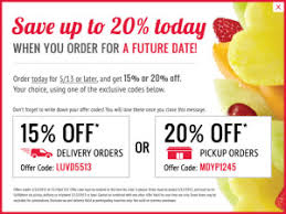 edible delivery arrangements coupons free banners