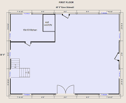 2 Story Pole Barn House Plans Post Frame Homes Two Story 30x40x20 2400 Sqft