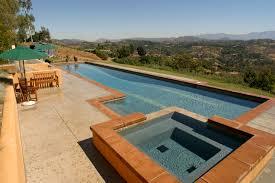 contemporary orange county contemporary geometric pool san diego