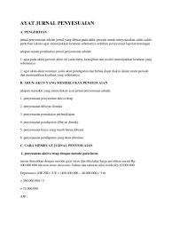 cara membuat ayat jurnal penyesuaian perusahaan jasa 1526429200 v 1
