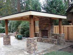 Easy Diy Garden Gazebo by Backyard Gazebo Ideas With Fireplace Backyard Fence Ideas