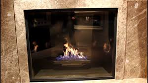 town u0026 country tc54 black diamond burner nyc fireplaces youtube