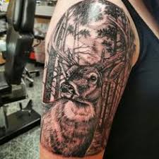 Tattoo Ideas For Hunters Nice Top 100 Hunting Tattoos Http 4develop Com Ua Top 100