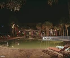 hawaiian village pool at night pictures getty images