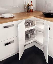 placard angle cuisine am nagement meuble d angle accessoires de cuisine amenagement
