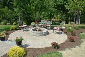 Images Of Firepits Walls Steps Firepits Landscaping Services Woodstream Nurseries