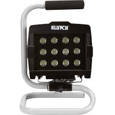 Portable Work Light Klutch Led Portable Worklight U2014 12 Watts 900 Lumens Portable