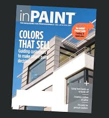 we share color insights with inpaint magazine color zen