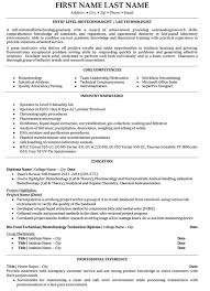 Cra Sample Resume by Top Biotechnology Resume Templates U0026 Samples