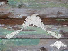 shabby chic furniture mouldings appliques small by chicmouldings