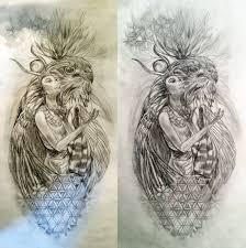 hawk tattoos tania marie u0027s blog