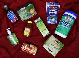 sick care package cough cold and flu care package contest market basket