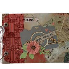 personalized scrapbook album custom scrapbook mini album 39 s from preciouslifemo
