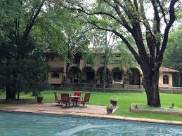 tuscan elegance private backyard kick back and relax