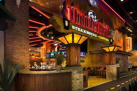 thunder road steakhouse interior restaurant design by i 5 cantina