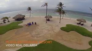 playa escondida resort youtube