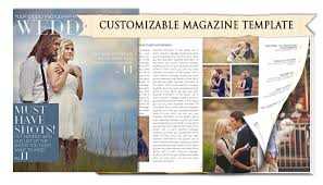 wedding magazine template wedding magazine welcome packet template 1st edition bp4u guides