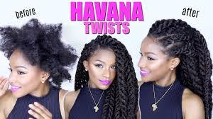 how many packs of marley hair i neef to do havana twist how to havana twists on natural hair jumbo marley twists youtube