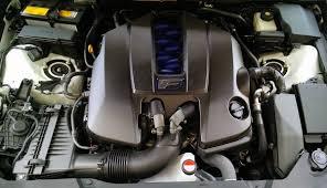 used lexus car engines under the hood 2016 lexus gs f testdriven tv