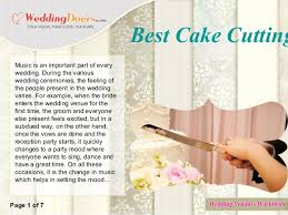 wedding cake cutting songs best cake cutting song ideas