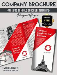 brochure 3 fold template psd 45 free psd tri fold bi fold brochures templates for promoting