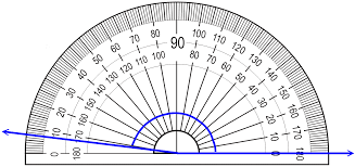 Reading Scales Ks2 Worksheet Measuring Angles With A Protractor Lesson U0026 Video