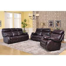 leather reclining sofa sets reviews centerfieldbar com