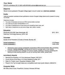 Veterinary Assistant Resume Examples by 7 Interview Questions For Veterinary Receptionists Organization