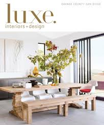 luxe magazine september 2016 orange county san diego by sandow