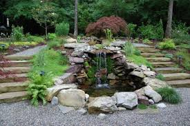 Backyard Waterfalls Ideas 20 Relaxing Backyard Waterfall Ideas Style Motivation