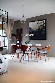 chaise ligne roset chaise ligne roset with contemporain salle à manger décoration de