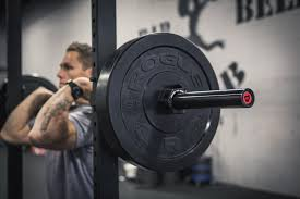 How Much Does A Bench Bar Weigh The Ohio Bar 190 Ksi Steel Barbell Rogue Fitness