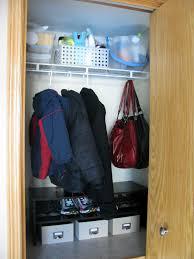 Coat Storage Ideas Coat Closet Storage Ideas