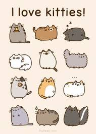 photo pusheen the cat pusheen happy thanksgiving and thanksgiving