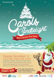 carols by candlelight cairns regional council