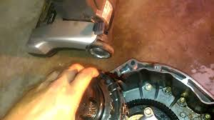 take apart the auto transmission of 06 nissan sentra youtube