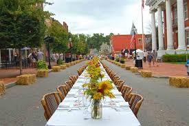 The Local Table by Johnson City Press Jonesborough Farm To Table Dinner Serves 216