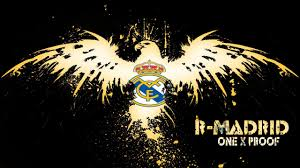 real madrid logo wallpaper hd