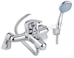 Modern Bathroom Taps New Chrome Modern Bathroom Taps Bath Filler Shower Mixer Tap With